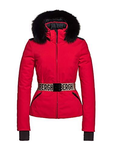GOLDBERGH Hida Lava Red Damen Skijacke, Größe: 42
