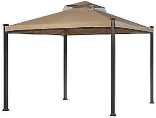 Garden Winds LCM1025B Everton Gazebo Standard 350 Replacement Canopy