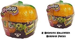 Shopkins Limited Edition Halloween Pumpkin 2-Pack Toy