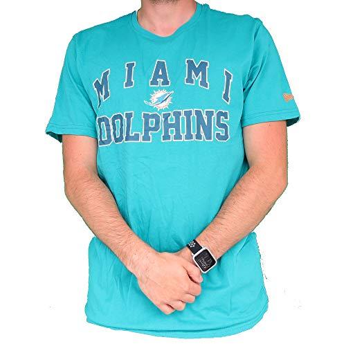 New Era - NFL - MiamiDolphins - T-shirt | türkis M