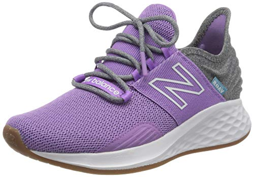 New Balance Fresh Foam Roav m, Zapatillas de Running para Mujer, Morado (Neo TV), 37 EU