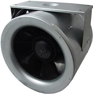 Tjernlund MK-10 in-Line Mixed-Flow Hydroponic Ventilation Fan Duct Booster, 10