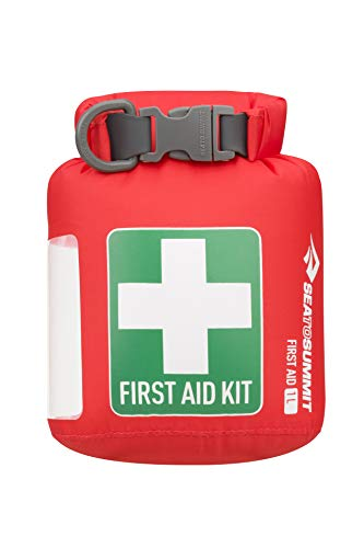 Sea To Summit Day Use First Aid Dry Sack (Red)