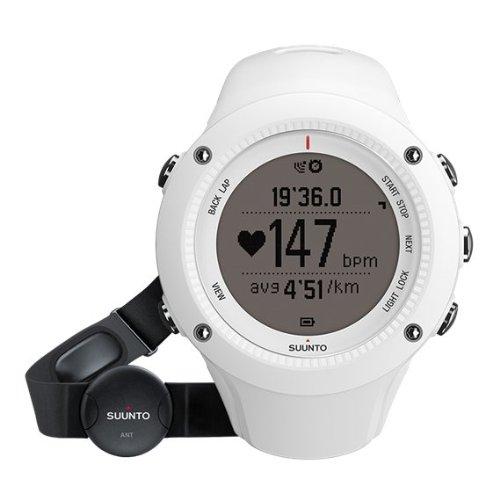 Suunto Ambit2 R White (HR) - Reloj con GPS integrado unisex, color...