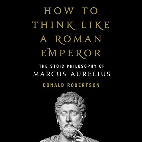 How to Think Like a Roman Emperor Titelbild