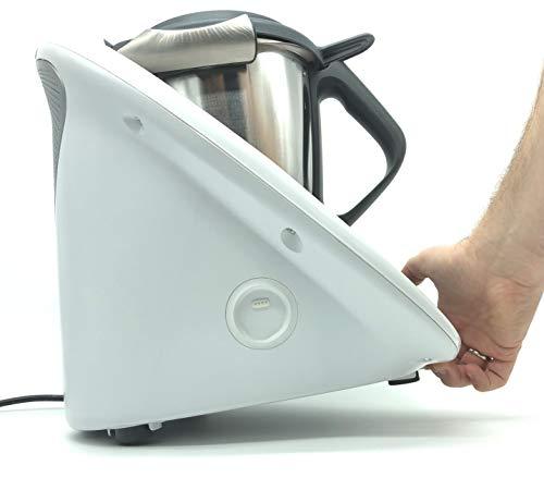 mix-slider® I Der unsichtbare Gleiter für den Thermomix TM5 & TM6 - die Alternative zum Gleitbrett