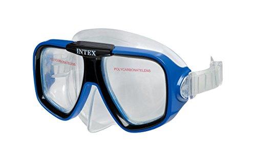 Intex Tauchermaske Reef Rider 2 Farben Phtalates Free, 55974