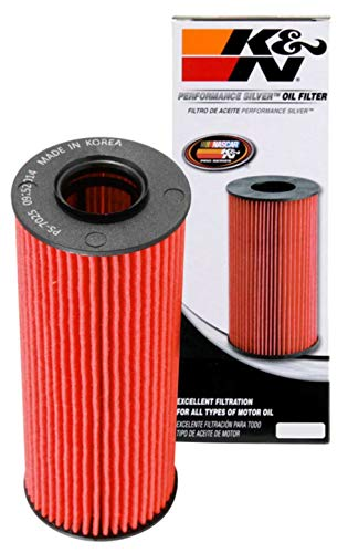 K&N Premium Oil Filter: Designed to Protect your Engine: Fits Select CHRYSLER/DODGE/JEEP/VOLKSWAGEN Vehicle Models (See Product Description for Full List of Compatible Vehicles), PS-7025