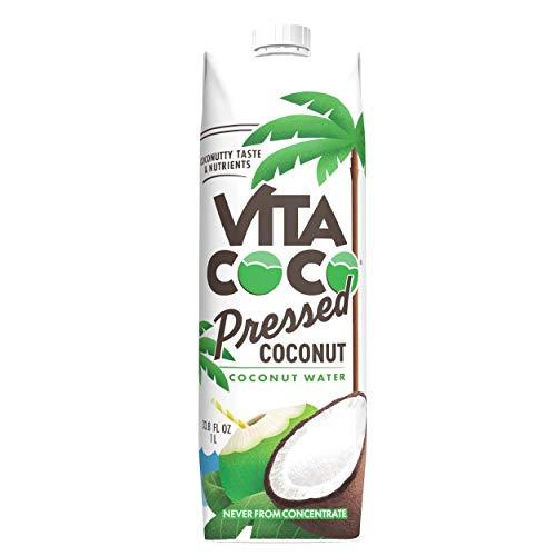 Vita Coco, Coconut Water Pressed, 33.8 Fl Oz