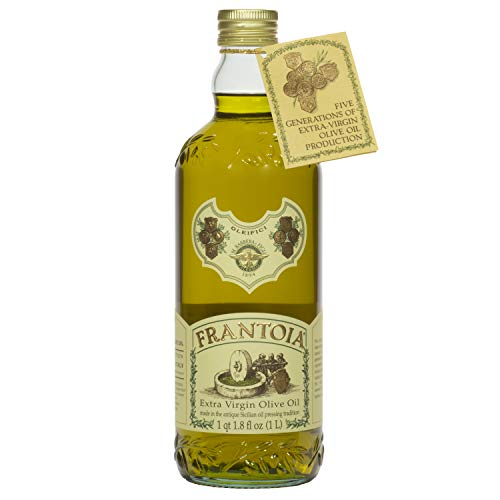 Barbera Frantoia Sicilian Extra Virgin Olive oil, 34-Ounce