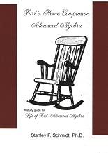 Fred's Home Companion--Advanced Algebra