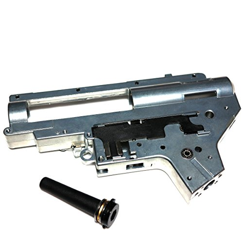 AEG Airsoft Wargame Disparo Gear APS aps-22ASR 8mm Rodamientos Meca Caja Carcasa