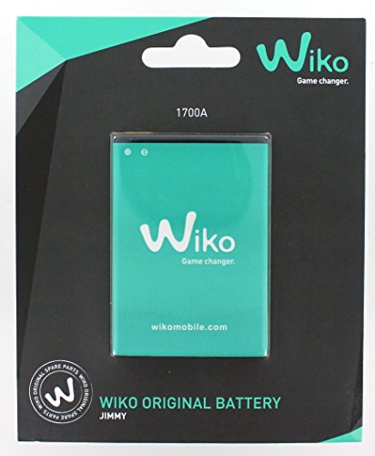Wiko Original Akku für Wiko Jimmy, Handy/Smartphone Li-Ion Batterie