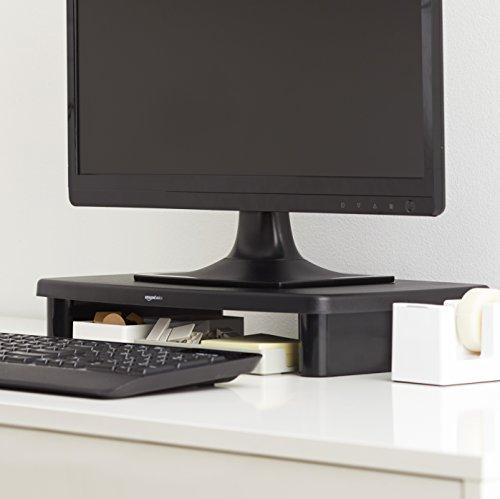 AmazonBasics DHMSA Adjustable Monitor Stand