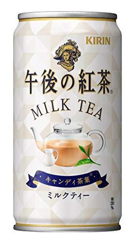 午後の紅茶 ミルクティー 185g×20本 缶