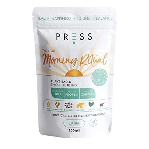 Press, Vegan Protein Powder, 15 Servings, Natural Flavour Pea Protein Powder, High in Protein to Support The Growth and Maintenance of Muscle Mass