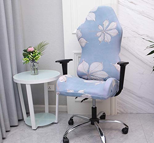 Gaming Chair Covers, Office Computer Stuhlbezug, Ergonomic Office Computer Game Chair Schonbezüge Stretchy Covers 18