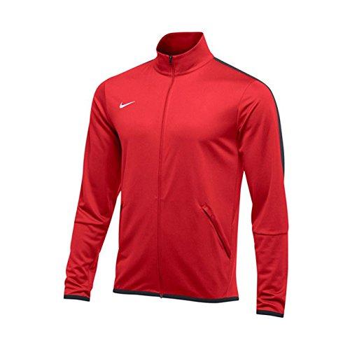 Nike Men's Epic Training Jacket, Scarlet - Medium