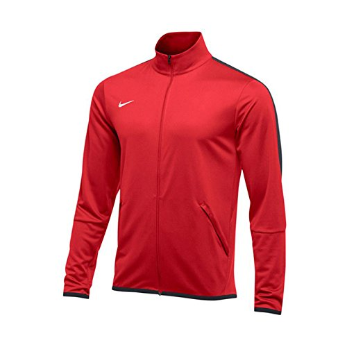 Nike Men's Epic Training Jacket, Scarlet - Medium