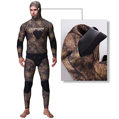Wetsuit Premium 5mm Fullsuit