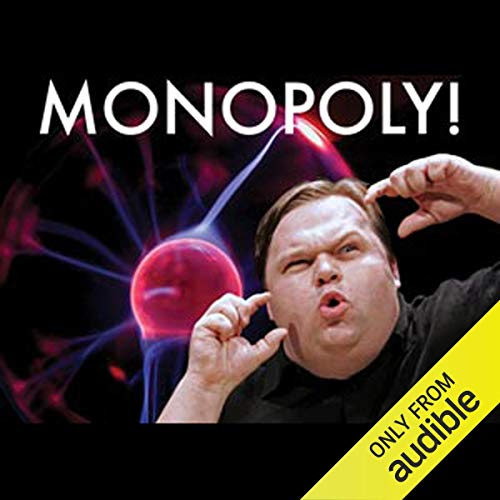 Monopoly! audiobook cover art