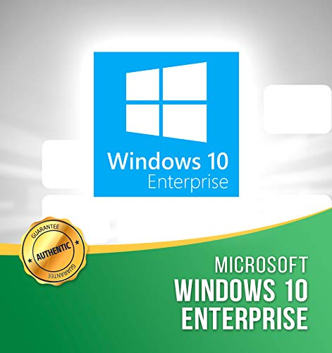 Windows 10 Enterprise ESD Key Lifetime / Fattura / Consegna Immediata Email / Licenza Elettronica