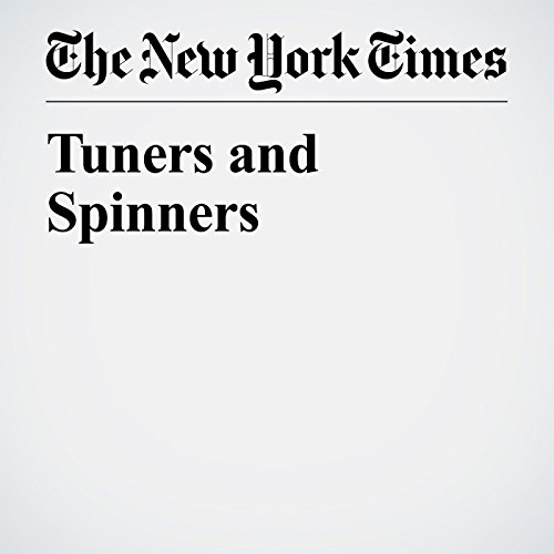 Tuners and Spinners copertina