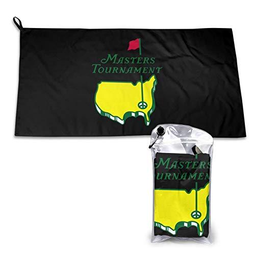 N / A Masters Tournament Augusta National Golf - Toalla de secado rápido (40 x 80 cm)