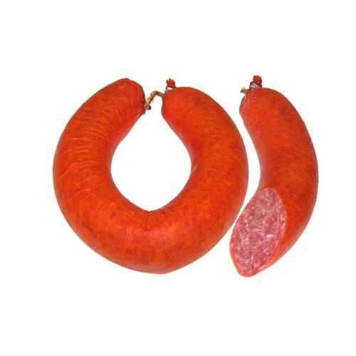Grobe Mettwurst, Braunschweiger Art 3 Ringe im Vorteilspack 1.680 g