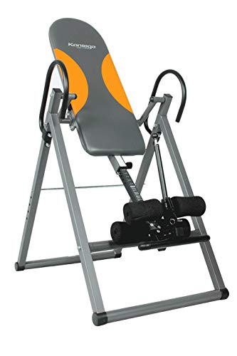 Lowest Prices! LFFCCHigh Endurance Inversion Table, Safety Ratchet System, and Lumbar Support Unisex...