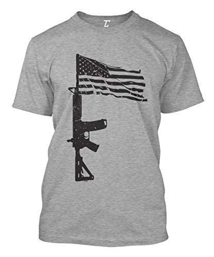 Visit the Assault Rifle Men's T-Shirt on Amazon.