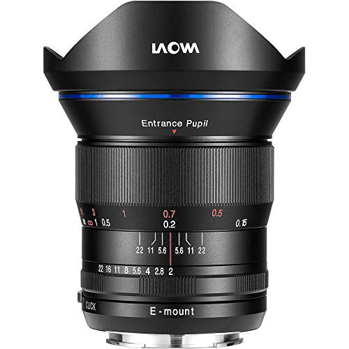 Venus Laowa 15mm f/2 FE Zero-D Lens for Sony E...