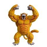 JIAWEI Personaje Animado-Estatua De Dragon Ball GT-Oro Mono-Figura De Acción De Son Goku Súper-Transformación del Gorila 40cm Figma Modelo Decoración De La Muñeca Regalo De Colección Golden Ape