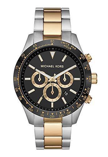 orologio cronografo uomo Michael Kors Layton classico cod. MK8784
