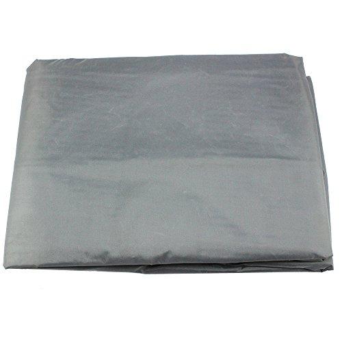 grillabdeckung–Carcasa Impermeable para Parrilla Carro 90x 60x 115cm (B X T x h) de Oxford de poliéster 420d61056
