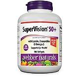Best Eye Vitamins - Webber Naturals SuperVision 50+, Eye Vitamin & Mineral Review