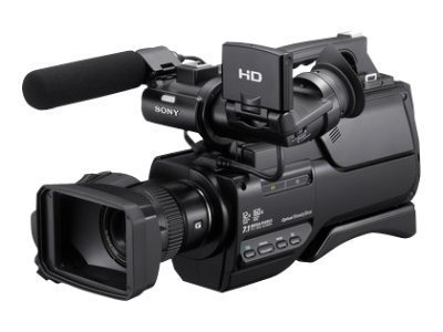 Sony HXR-MC2000U Shoulder Mount AVCHD Camcorder + 8GB SDHC Memory Card international model