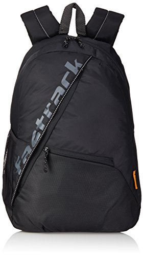 Fastrack 22.26 Ltrs Black School Backpack (AC034NBK02)