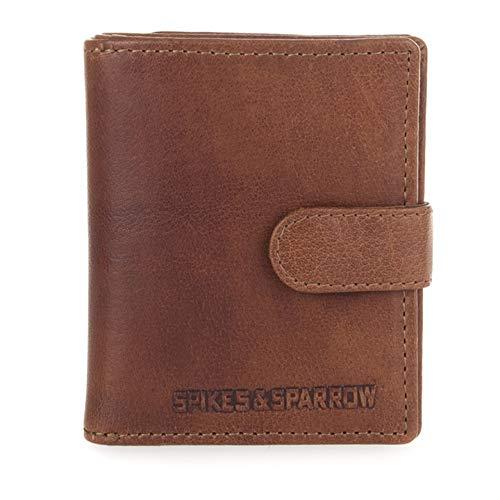 Spikes & Sparrow Billfold Portemonnee RFID Brandy