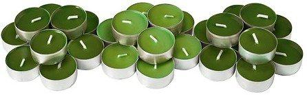 candele profumate 30 pezzi IKEA SINNLIG lumini candele profumate candele 30pezzi 4ore di autonomia