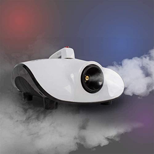BLSM Tragbarer 900 W Zerstäubungsdesinfektor für Innenwagen, elektrisches Spritzgerät zur Rauchsterilisation, Luftreiniger,