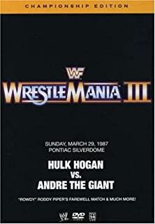 wrestlemania 3 championship edition