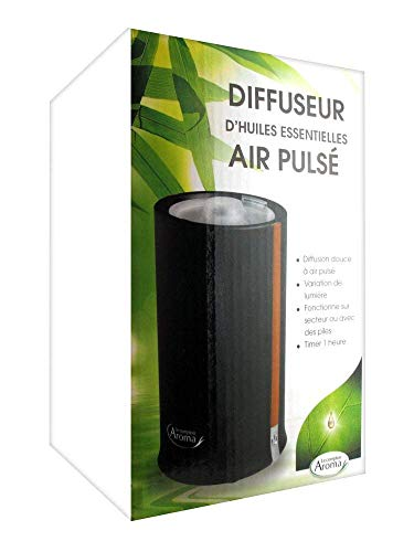 Le Comptoir Aroma Huile de Massage Décontractant Flacon Pompe de 100 ml