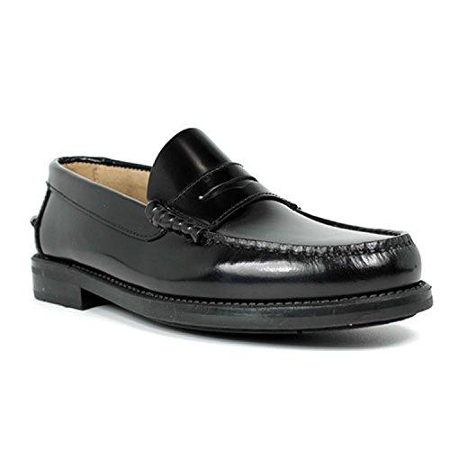 Castellanos suela goma Edward´s en negro talla 41