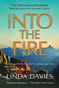 Into The Fire by [Linda Davies]