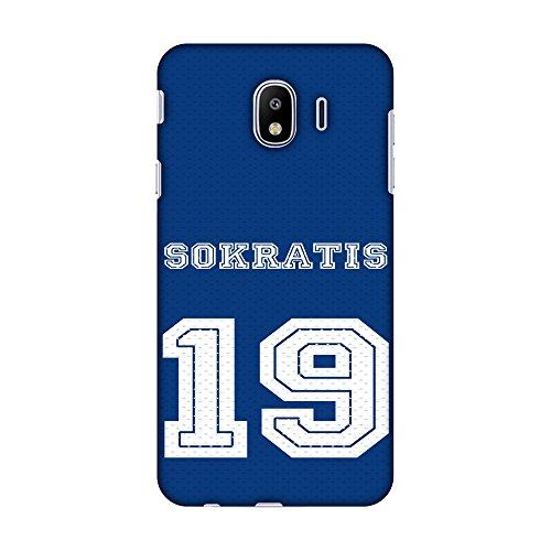 Amzer Schutzhülle für Samsung Galaxy J4 (2018), Sokratis Trikot