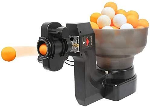KDKDA Mesa de Ping Pong Robot/Máquina Fácil Ensamble Artículos for la práctica...