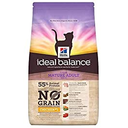 Hill's Ideal Balance Mature Adult 7+Years No Grain Chicken & Potato 1.5kg