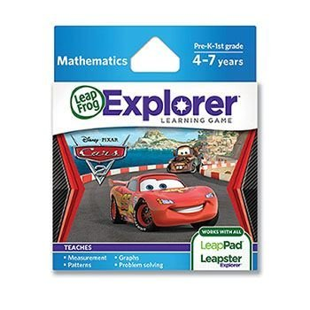 Leapfrog Explorer Disney Pixar Cars…