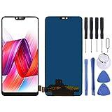 ASAMOAH Pantalla LCD de reemplazo de teléfono Celular Pantalla LCD de Material TFT y Conjunto Completo de digitalizador para OPPO R15
